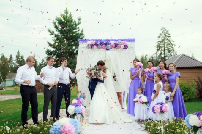 Повторная церемония бракосочетания