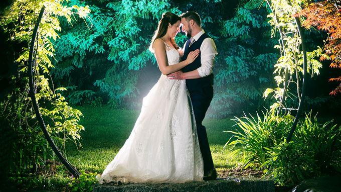 Уникальные свадебные фотографии