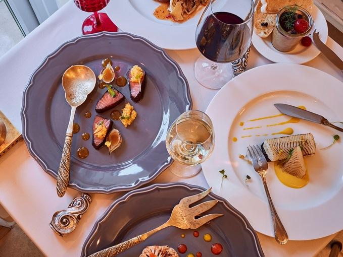 Незабываемый День Рождения в ресторане Терраса