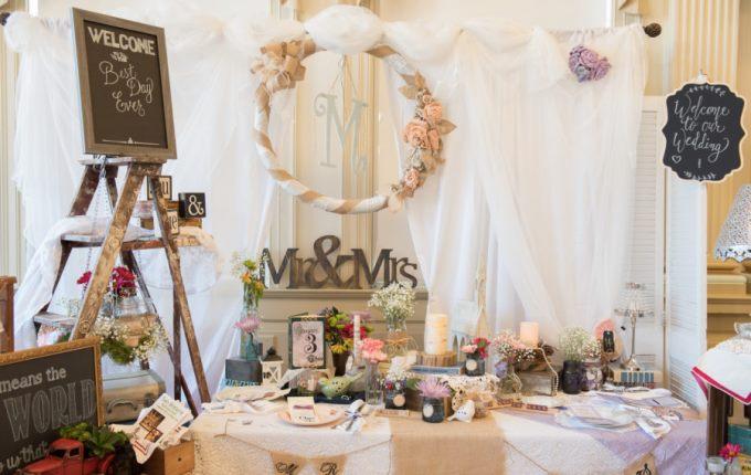 Встреча гостей на свадьбе: Welcome зона