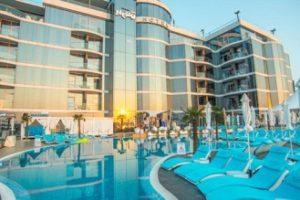 В гостях у Resort&SPA hotel NEMO with dolphins