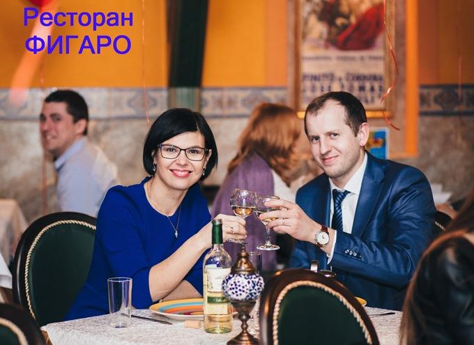 8 Марта в ресторане Фигаро со скидкой!