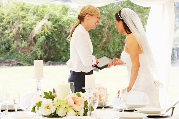 Свадебный координатор или организатор