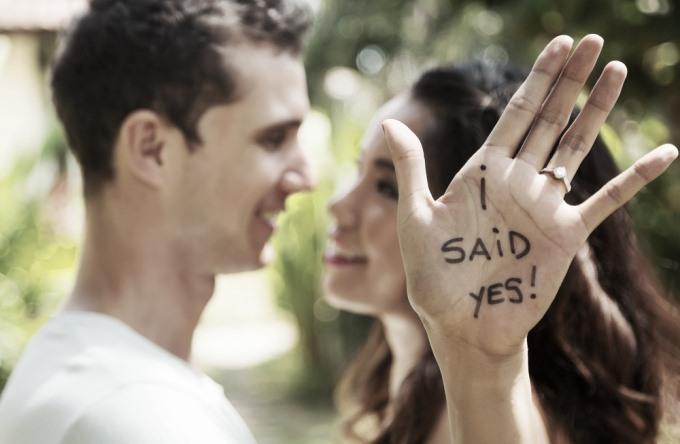 Что делать после помолвки?