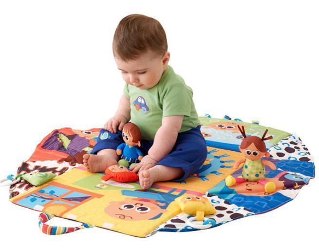 Детский коврик Тини Лав
