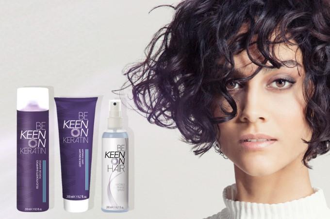 "Профессиональная косметика ""BE KEEN ON HAIR"""