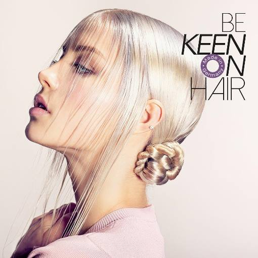 BE KEEN ON HAIR