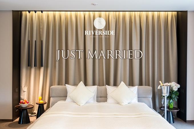 """Предложение """"Just Married"""""""