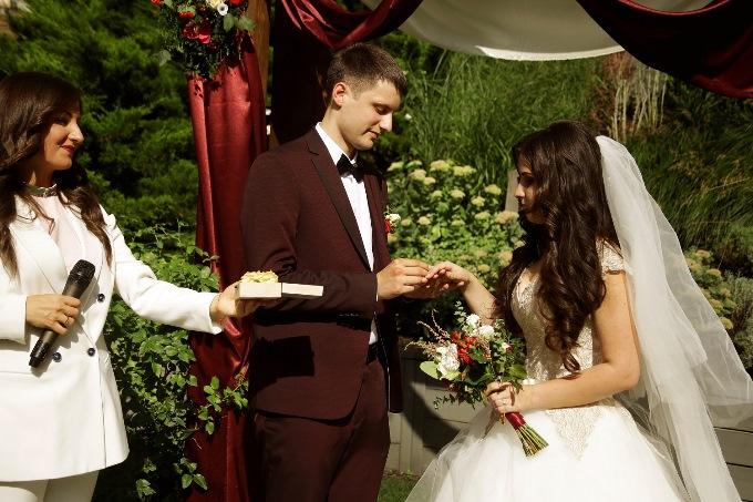 Ведущий VS Wedding planner