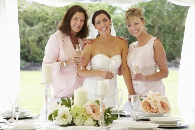 Наряд для мамы невесты