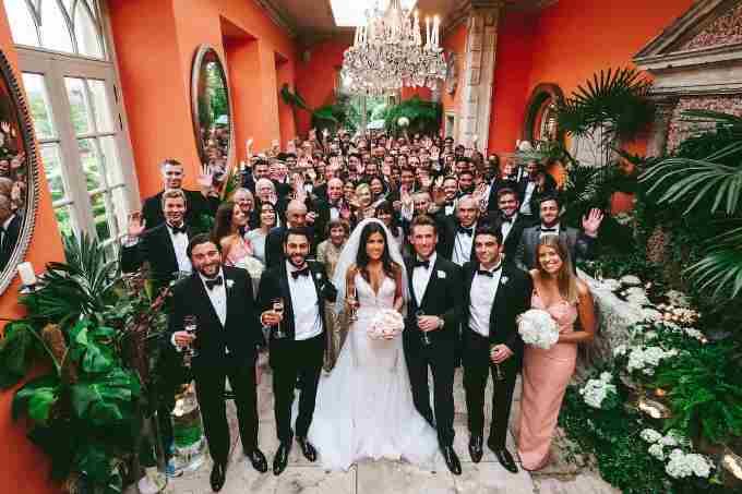 Свадебные антитренды 2019