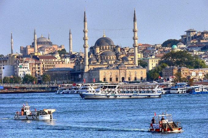 Медовый месяц в Турции