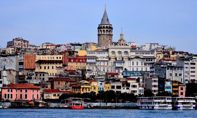 Медовый месяц в Стамбуле