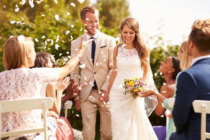 Головні правила весільного етикету