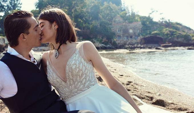 Как выбрать платье для летней свадьбы