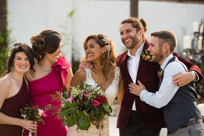 5 правил создания идеального образа для летней свадьбы