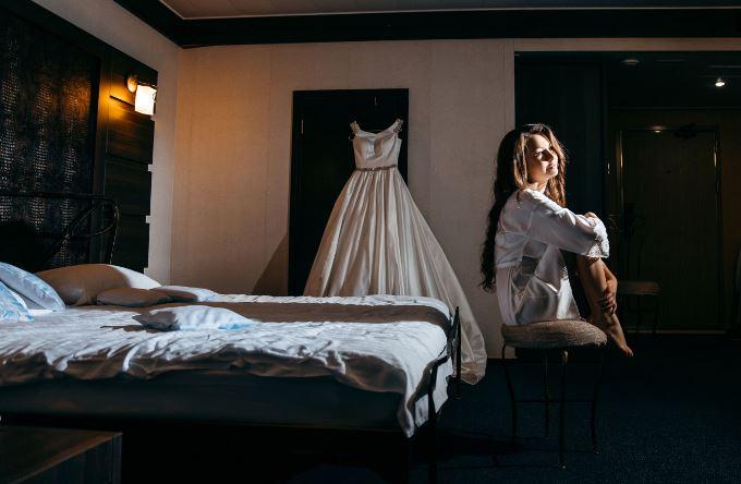 """""""Утро невесты"""" в Bakkara Hotel"""