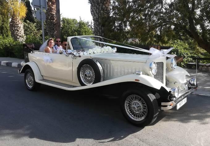 Самые популярные автомобили для свадьбы