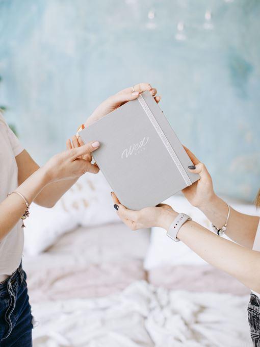 WED Note - друг невесты!