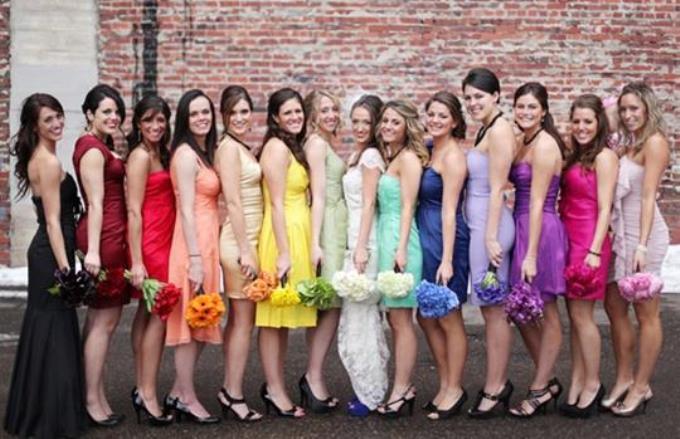 Элегантный образ: готовимся к свадьбе подруги
