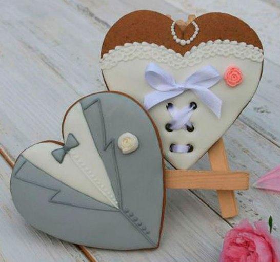 Честный поединок: свадебные торты против капкейков и пряников