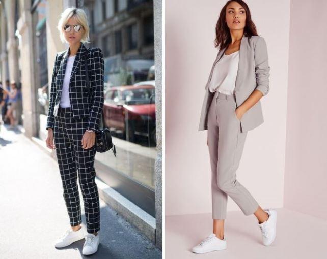 Кроссовки по любому поводу: как носить и с чем сочетать