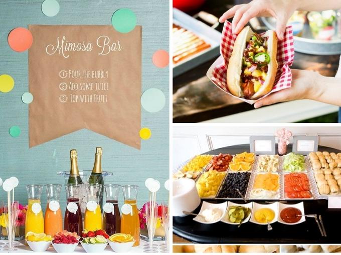 Food-бар на весіллі: ТОП 10 модних варіантів