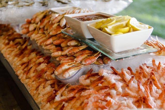 Свадебный Food-бар