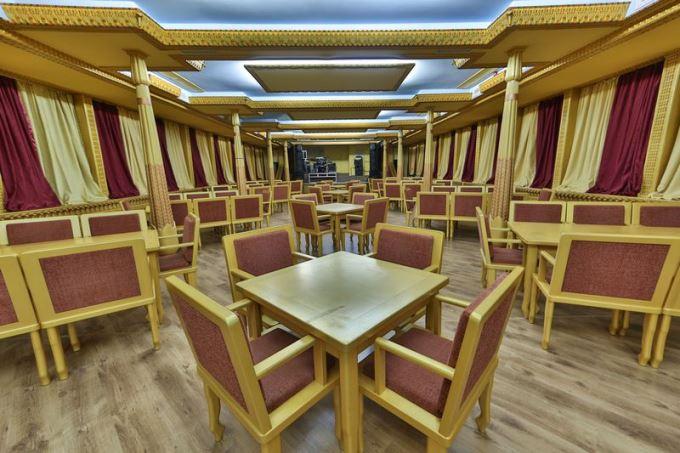 """Ресторан """"Grand Piano"""" предлагает новые вместительные залы"""