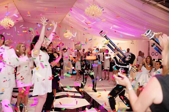 Розваги для гостей на весіллі