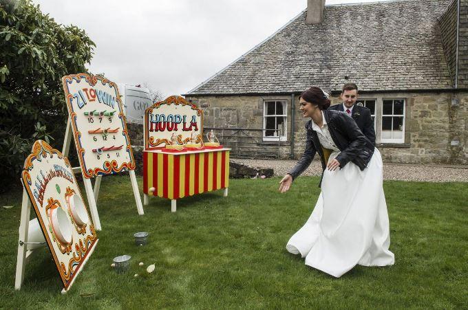 Чим розважити гостей на весіллі?