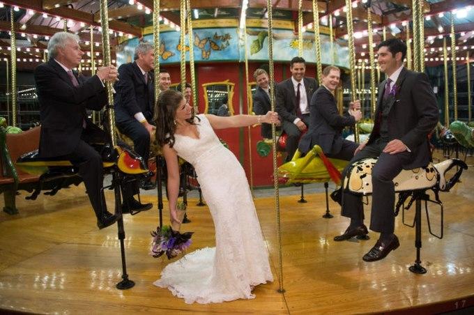 Жених и невеста: fresh look
