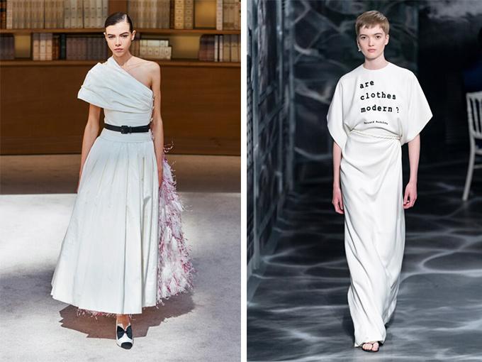 10 свадебных платьев от кутюр