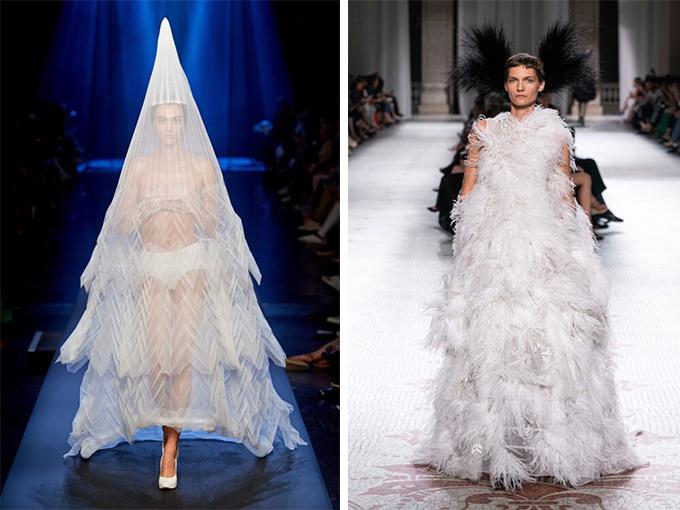 10 свадебных платьев от кутюр 2019