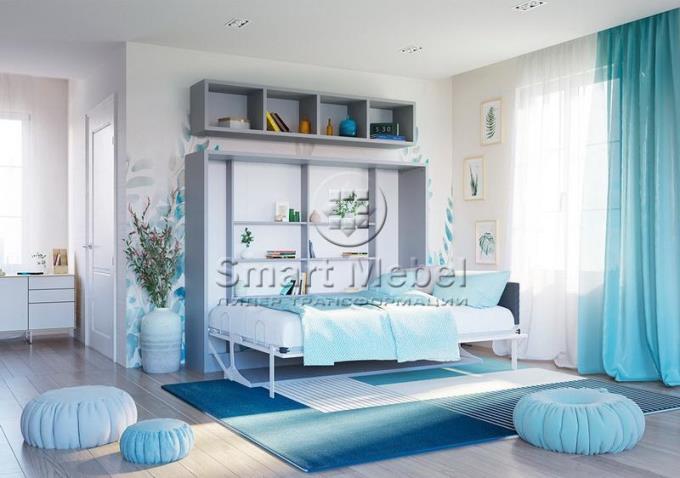 Смарт-мебель - лучшее решение для маленькой квартиры