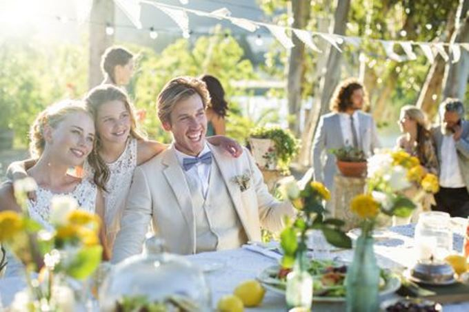 Формат весілля - весільний бранч