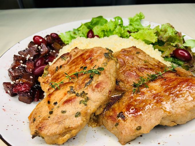 Сервис по доставке наборов продуктов для приготовления блюд от Боровика