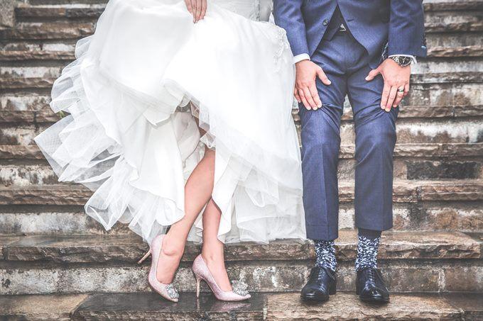 5 невероятных коллекций обуви для особенной свадьбы