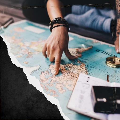 Как мотивировать себя путешествовать?