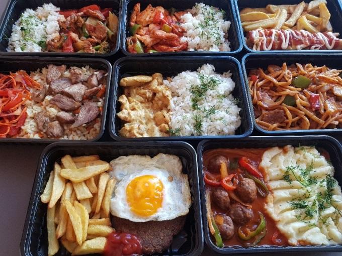 Доставка обедов от АДИНА для сотрудников Вашего офиса