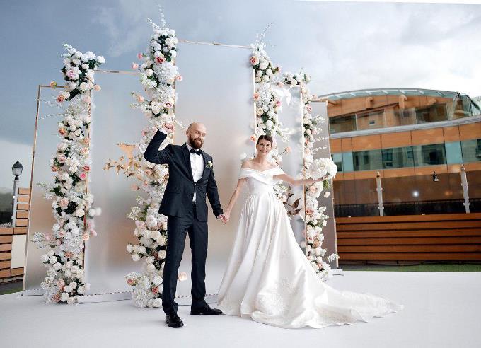 Бонусы для посетителей Wedding.ua от MarinaGabbana event group