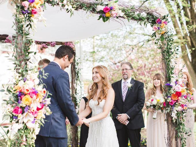 Прикмети та забобони на весіллі