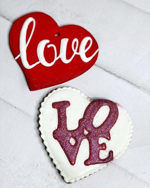 День Святого Валентина в ресторане Счастье