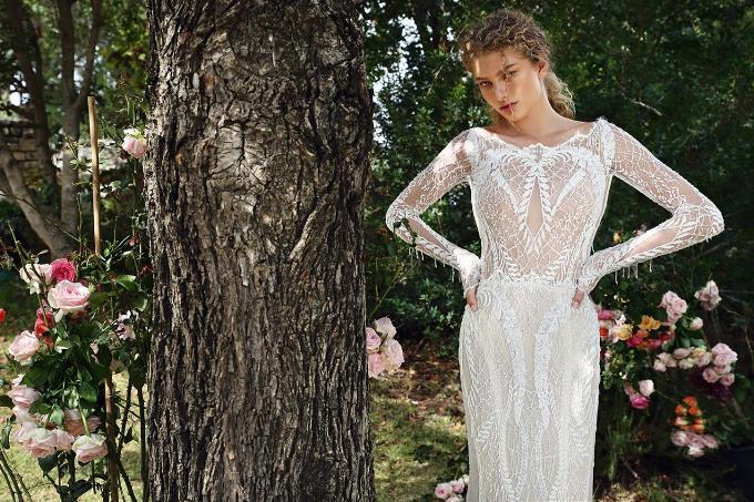 Які сукні підходять зимовій нареченій