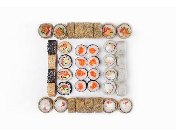 Суши с доставкой - удобный способ вкусно поесть