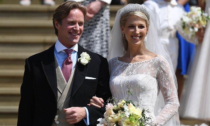 Найбільш стильні весілля 2019
