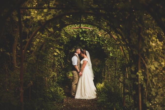 Подготовка к свадебной фотосъемка