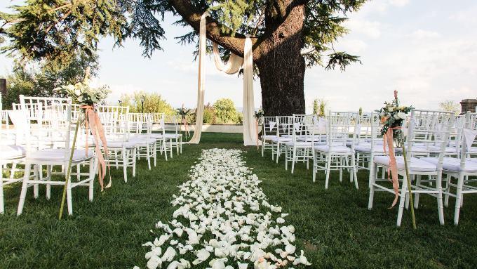 Свадебный декор 2020