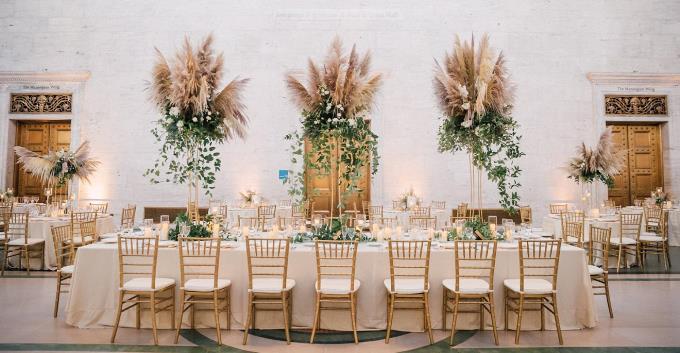Смета свадебного декора