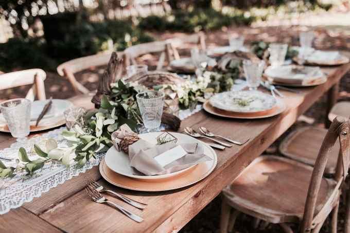 Как составить смету для свадебного декора